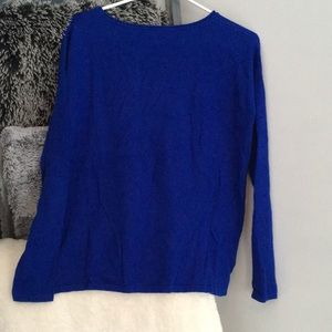 H&M Sweaters - H&M Royal Blue Sweater